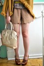 Neutral-coach-bag-camel-queens-wardrobe-shorts-bronze-vintage-cape-dark-br