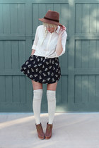 Black-urban-outfitters-skirt-off-white-h-m-blouse_med