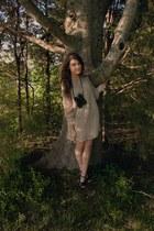 H&M dress - Target clogs