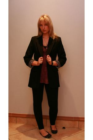 Oasis blazer - Insync top - Excite leggings - Mr Price shorts