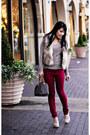 Eggshell-marco-santi-shoes-heather-gray-gap-sweater