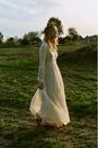 White-roberta-california-dress