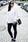 Black-gina-tricot-jeans-white-zara-shirt-black-zara-bag