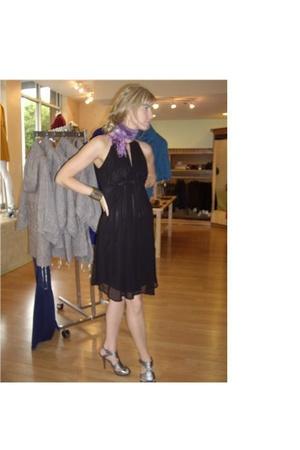 Verty dress - Steve Madden shoes