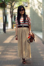 Brown-the-sak-bag-carrot-orange-striped-romwecom-blouse-nude-romwecom-skirt-