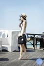 White-sm-gtw-dress-black-prada-bag