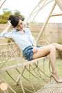Blue-clothes-for-the-goddess-shorts-sky-blue-american-eagle-top