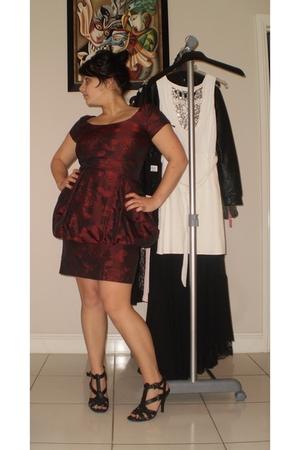 patricia field dress - Target Australia shoes - Yeojin Bae dress