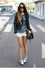 Charcoal-gray-zara-top