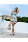 Gold-chain-topshop-necklace-light-blue-floral-print-zara-dress