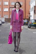 Antipodium jacket - 31 Phillip Lim bag - Antipodium skirt