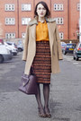 Sandro-coat-mulberry-shirt-mulberry-bag-hobbs-heels-mulberry-skirt