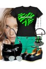 Black-shoes-black-bag-black-bracelet-heather-gray-earrings-black-t-shirt