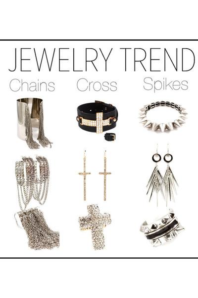 silver ring - silver earrings - silver bracelet