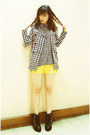Summersault-boots-h-m-jacket-thrift-shorts-icandy-blouse