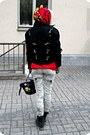 Black-random-boots-off-white-gazoz-jeans-black-aaug-jacket