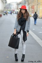 black nowIStyle blouse