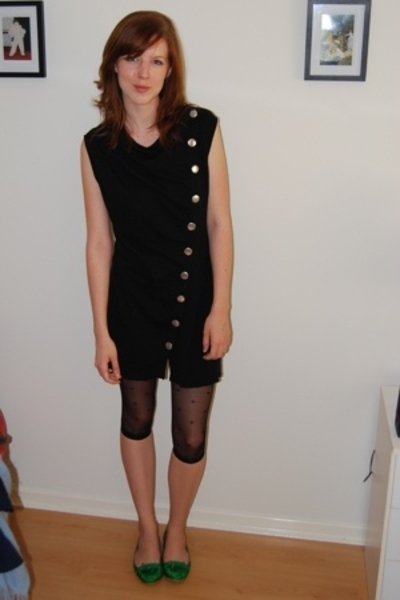 kenji dress - tights - Scooter shoes