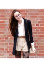 American-apparel-vest-american-apparel-blouse-zara-shoes-american-apparel-