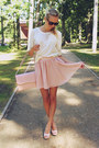 Cream-h-m-sweater-light-pink-arafeel-bag-light-pink-oasap-skirt