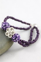 Purple-crosswoodstore-bracelet