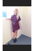 oversized dress Gillian mciver dress
