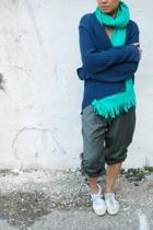 Yoon - Mango scarf - pants - Brazillian - VANESSA BRUNO - Clu