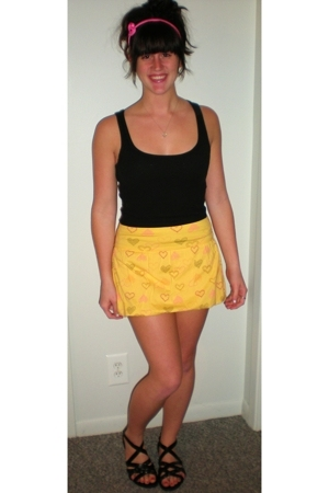 skirt - top