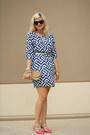 Blue-geometric-the-impeccable-pig-dress-white-h-m-bag