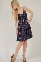 Polka-dot-lotus-vintage-dress