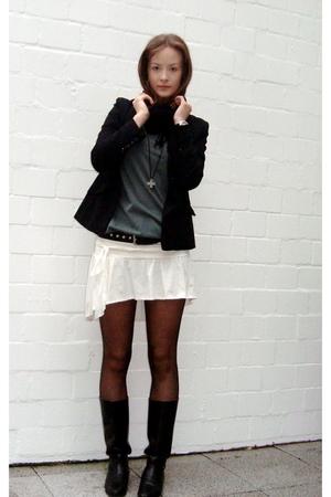 H&M blazer - H&M skirt