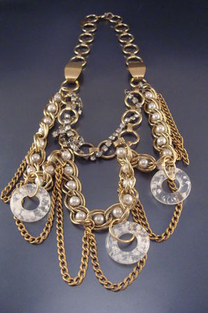 Un-Conventional necklace