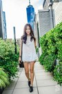Black-oxfords-chelsea-crew-shoes-white-flowy-aritzia-shirt