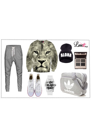 Adidas bag - LoveIt sweatshirt