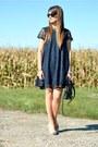 Navy-lace-oasap-dress-black-31-phillip-lim-bag-black-cartier-sunglasses