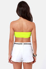 Chartreuse LuLus Tops