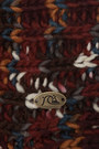 Maroon Cowl Quiksilver Scarves
