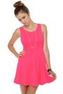 Hot Pink LuLus Dresses