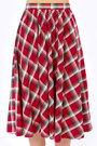 Red LuLus Skirts