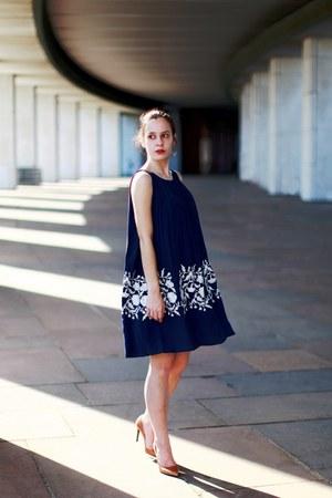 Zara shoes - Chicwish dress
