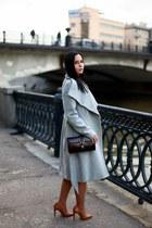 Mango coat - Zara shoes