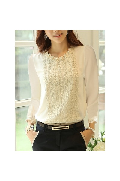 mixmoss blouse
