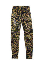 Leopard Rock Leggings