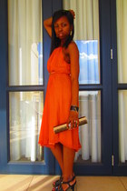 ShopStyle dress - Simply Vera Vera Wang heels - Foschini bracelet