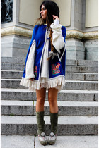 kling coat - Manoush boots