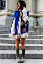 kling coat - Manoush boots