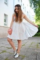 Zara dress - Primark bag - Bershka flats