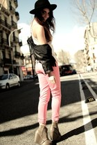 Pink Pants