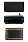 Comme des Garcons wallet - Paul Smith wallet - dior homme wallet - Tanner wallet