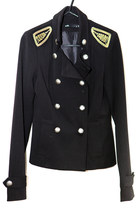black band jacket